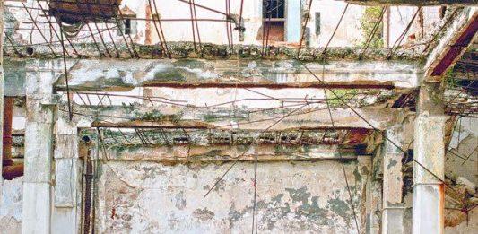 Jeanne Fredac – Rovine Contemporanee / Cuba