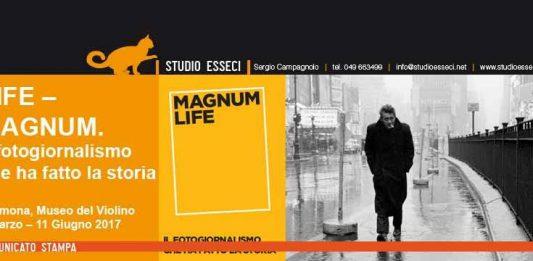 Life – Magnum. Il fotogiornalismo che ha fatto la storia