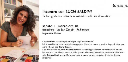 Lucia Baldini – La fotografia tra editoria industriale e editoria domestica