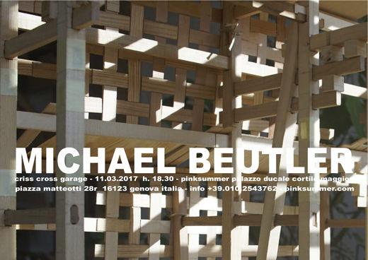Michael Beutler – Criss Cross Garage