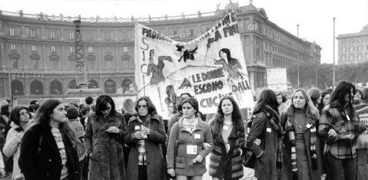 Tano D'Amico – La lotta delle donne