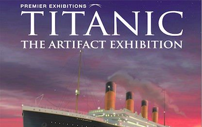 Titanic – The Artifact Exhibition