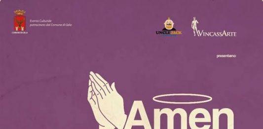 Amen, religione e religiosità nell'Arte Contemporanea