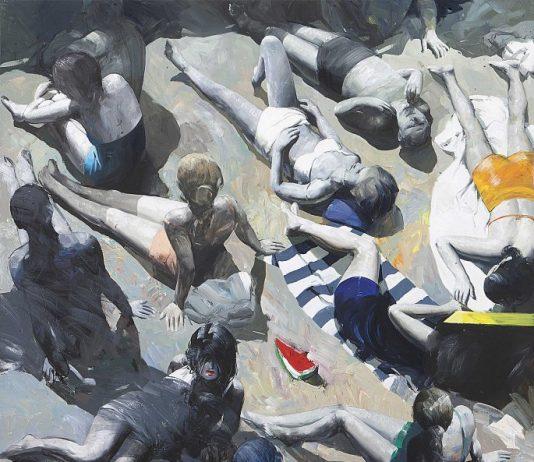 Antonio Tamburro – La pittura fotografa la vita