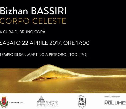 Bizhan Bassiri – Corpo Celeste