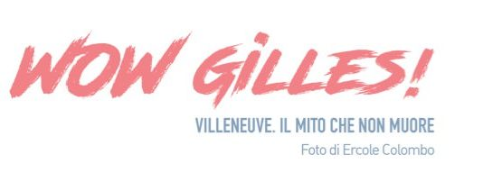 Ercole Colombo – Wow, Gilles!