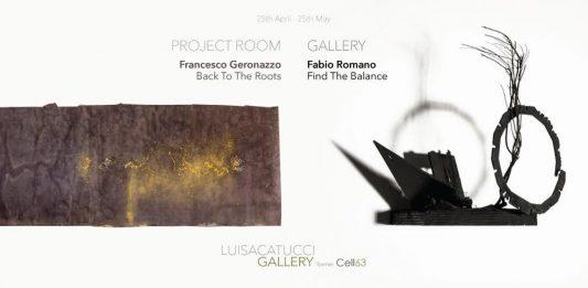 Fabio Romano / Francesco Geronazzo – Find the balance