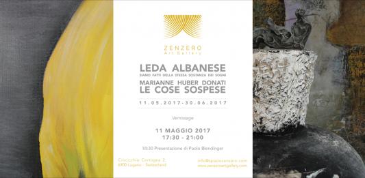 Leda Albanese / Marianne Huber Donati