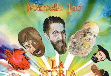Marcello Jori – La storia dipinta dell'arte. Presentazione del libro