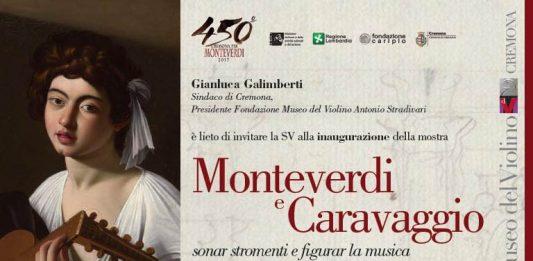 Monteverdi e Caravaggio. Sonar strumenti e figurar la musica
