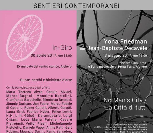 Sentieri Contemporanei: In-Giro/A-round – No Man's City/La Città di tutti
