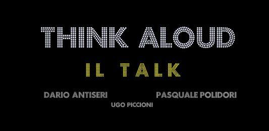 Ugo Piccioni – Think Aloud / Il Talk