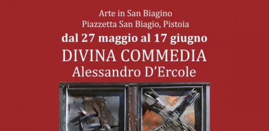 Alessandro D'Ercole – Divina Commedia