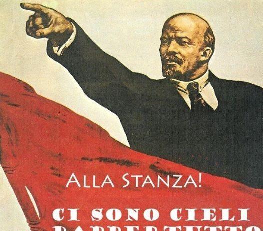 """Carlo Miccio – Propaganda (""""Se la rivoluzione d'ottobre fosse stata di maggio"""")"""
