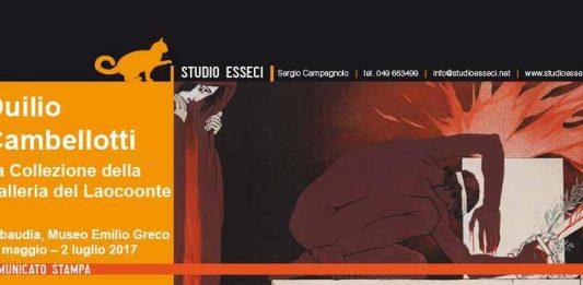 Duilio Cambellotti – La collezione della Galleria del Laocoonte