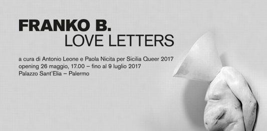 Franko B. – Love Letters