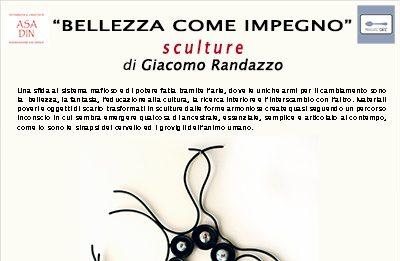 Giacomo Randazzo – Bellezza come impegno