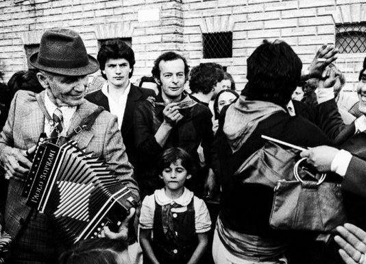 Gianni Berengo Gardin – In festa