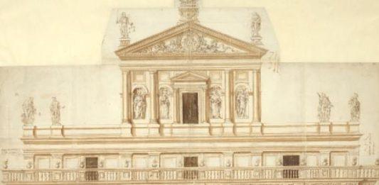 Giuliano da Sangallo  – Disegni degli Uffizi
