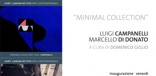 Luigi Campanelli / Marcello Di Donato – Minimal Collection