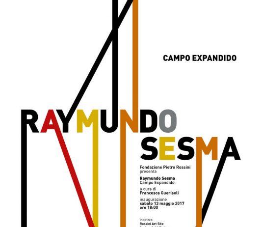 Raymundo Sesma – Campo Expandido