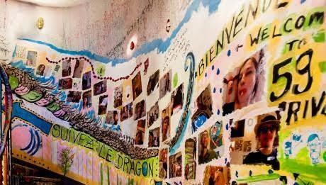 Rue de Rivoli 59 – 5 piani di anarchia creativa