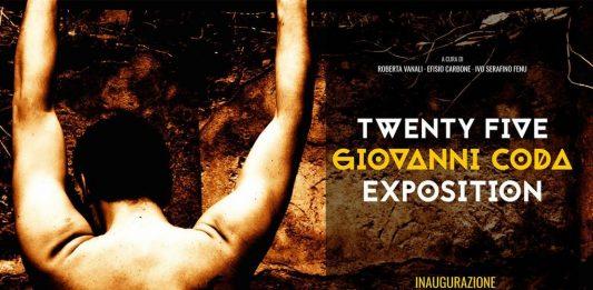 Twenty five – Giovanni Coda exposition