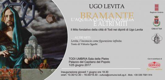 Ugo Levita – Bramante, l'aquila con la tovaglia e altri miti