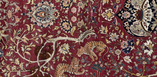 I tappeti persiani del Museo Poldi Pezzoli