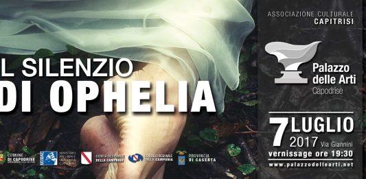 Il silenzio di Ophelia