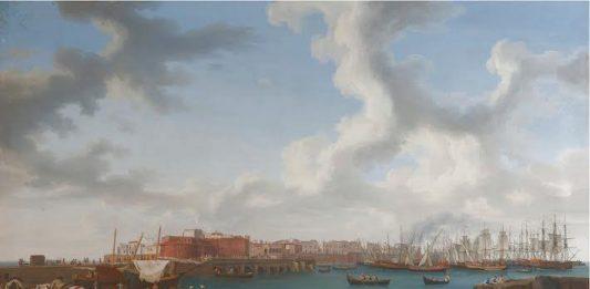 Jakob Philipp Hackert – I porti del Re