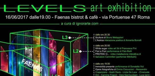 Levels Art Exhibition 2nd Edition