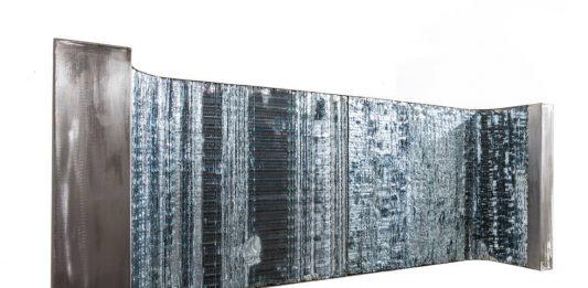Luce Delhove – La metafora silenziosa e ispirata dell'alluminio