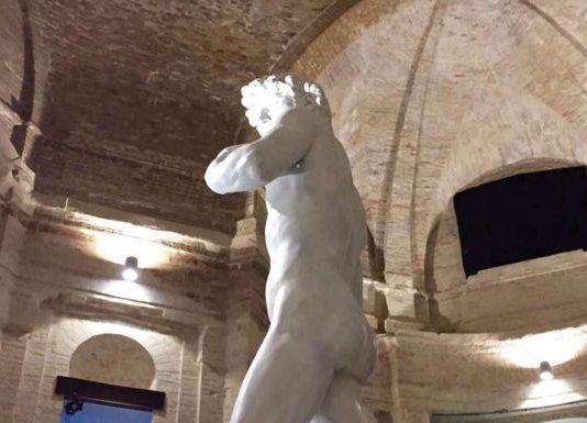 Michelangelo nella chiesa dell'Annunciata
