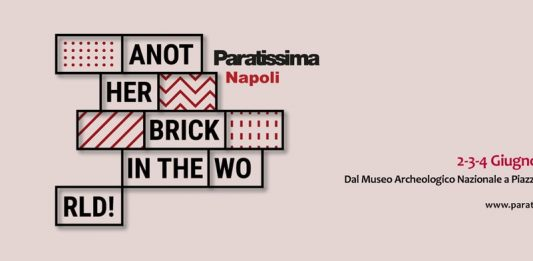 Paratissima Napoli 2017: Another brick in the world