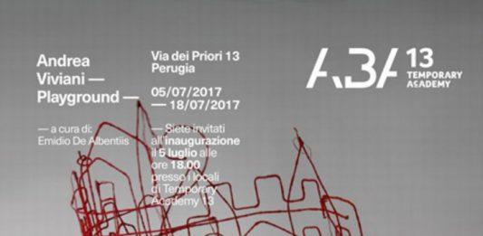 Andrea Viviani – Playground