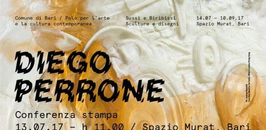 Diego Perrone – Sussi e Biribissi. Sculture e Disegni