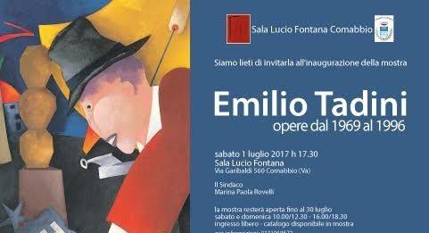 Emilio Tadini – Opere dal 1969 al 1996