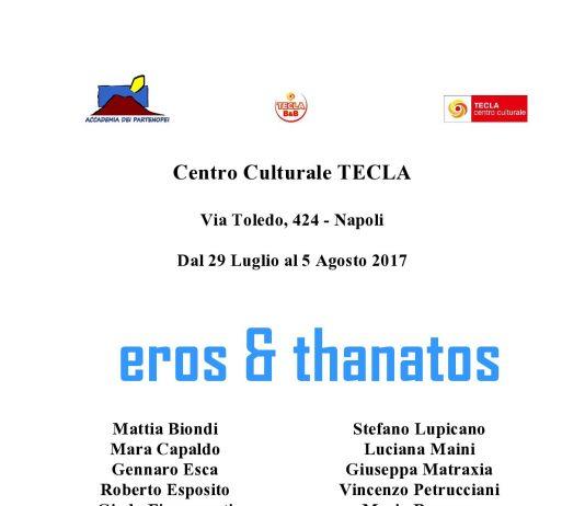 Eros & thanatos – II edizione