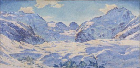 Fritz Osswald – Il senso della neve