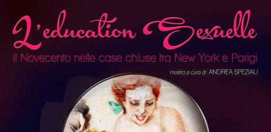 L'education sexuelle. Il Novecento nelle case chiuse tra New York e Parigi