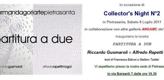 Riccardo Gusmaroli / Alfredo Rapetti Mogol – Partitura a due