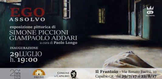 Simone Piccioni / Giampaolo Addari – Ego Assolvo