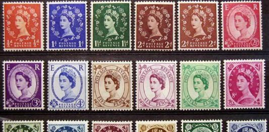 The Stamps of the Queen – Homage to Elizabeth II