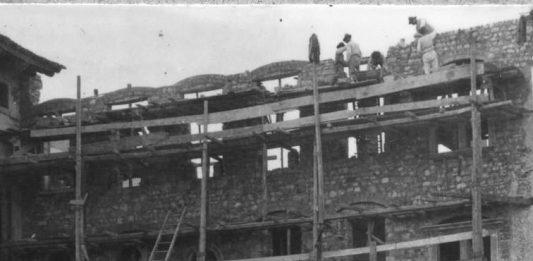 Giuseppe Torres e il restauro del castello di Spilimbergo (1911-1912)