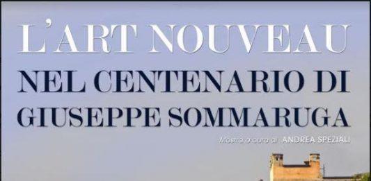 L'Art Nouveau nel centenario di Giuseppe Sommaruga