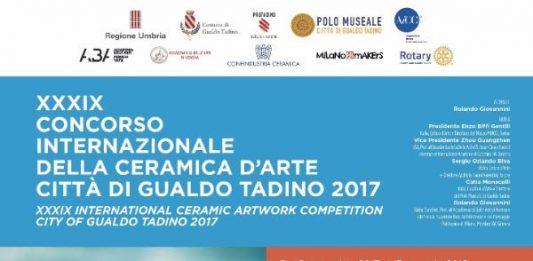 Mostra Concorso Internazionale della Ceramica d'Arte Città di Gualdo Tadino
