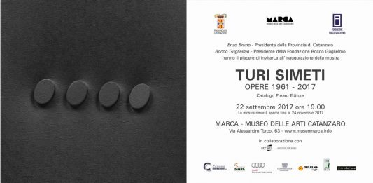 Turi Simeti – Opere 1961-2017
