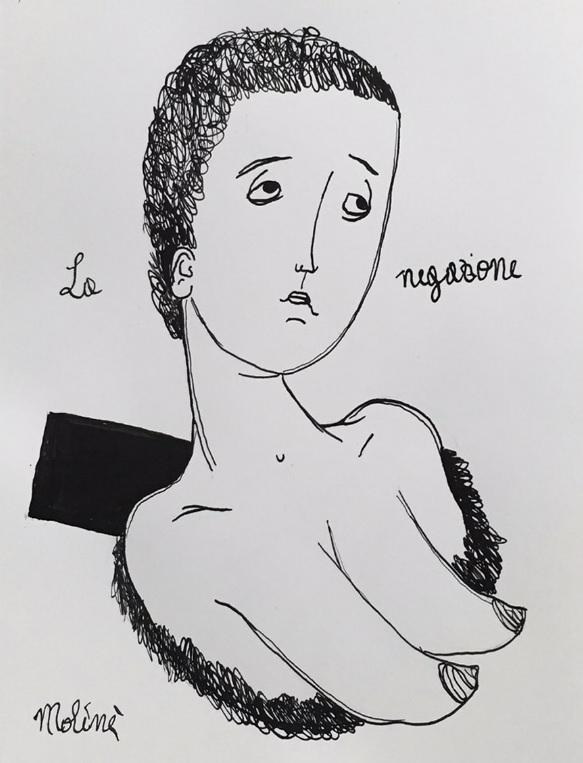 Achille Molinè – Cartoline dal disagio