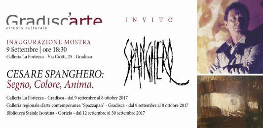 Cesare Spanghero – Segno, colore, anima
